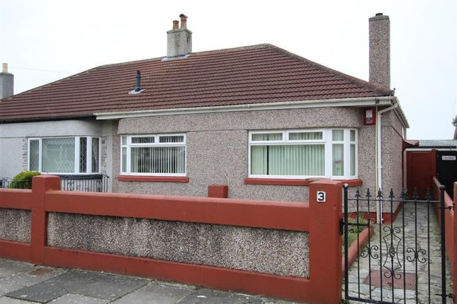 Thumbnail Semi-detached bungalow for sale in Kirton Place, Efford, Plymouth