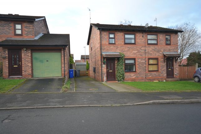 Thumbnail Semi-detached house to rent in Lukesland Avenue, Hartshill, Stoke-On-Trent