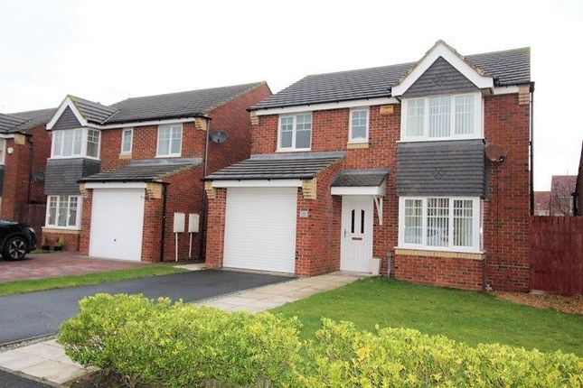 Thumbnail Detached house for sale in Talisman Way, Blyth