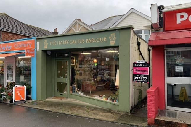 Thumbnail Retail premises for sale in 1071 Christchurch Road, Boscombe East, Bournemouth