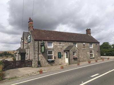 Thumbnail Pub/bar for sale in Bluebell Inn, Buxton Road, Ashbourne, Tissington, Derbyshire