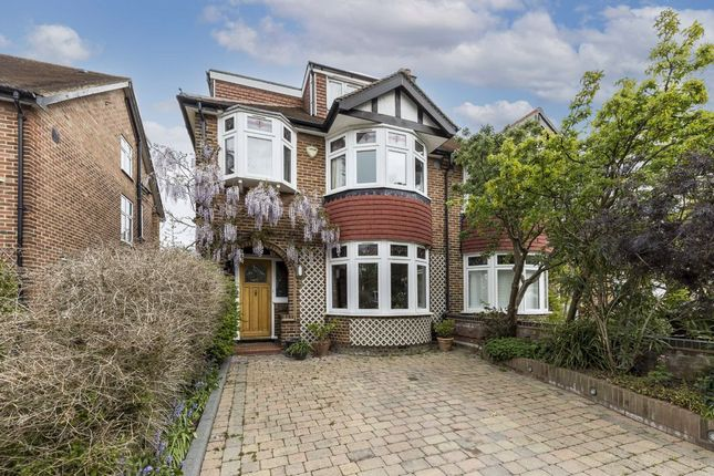 Thumbnail Semi-detached house to rent in Mulgrave Road, London