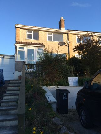 Thumbnail Semi-detached house to rent in Ivydene Road, Ivybridge