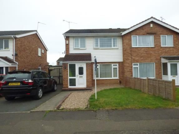 3 bed semi-detached house for sale in Garth Crescent, Binley, Coventry, West Midlands
