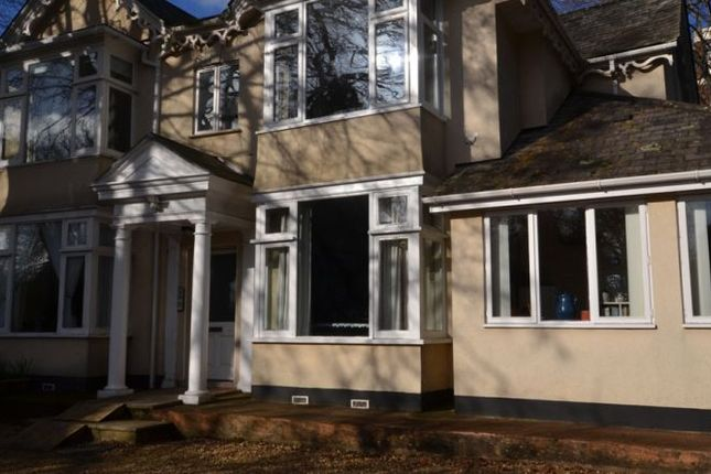 Thumbnail Property to rent in Cleveland Gardens, Grosvenor Place (Off Belmont Rd), Exeter