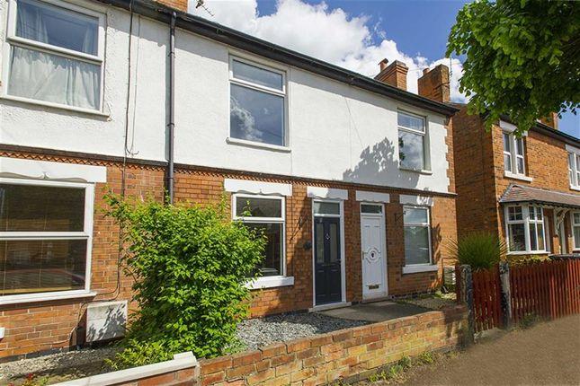 Thumbnail Terraced house for sale in Exchange Road, West Bridgford, Nottingham