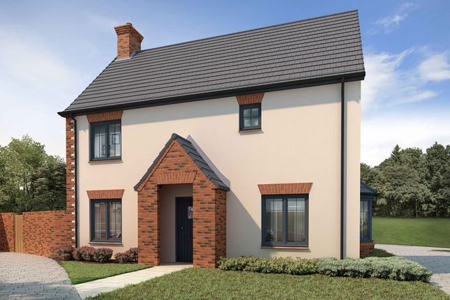 Thumbnail Detached house for sale in Challow Road, East Challow