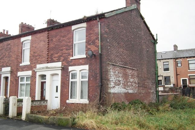 Thumbnail 2 bed terraced house for sale in York Terrace, Feniscowles