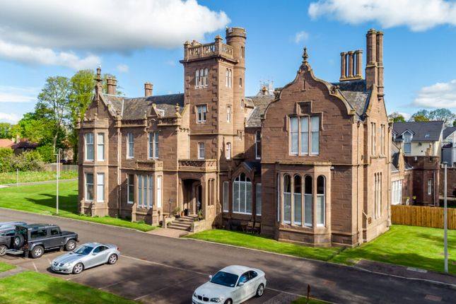 Thumbnail Flat for sale in Clement Park Place, Dundee
