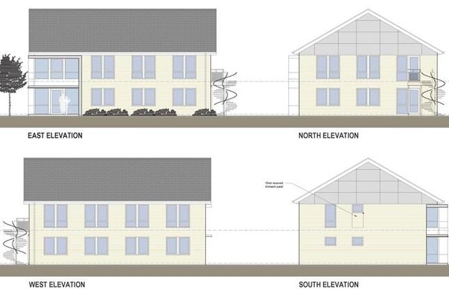 Thumbnail Land to let in Plot 9, John Hyrne Way, Link 47, Longwater, Norwich, Norfolk