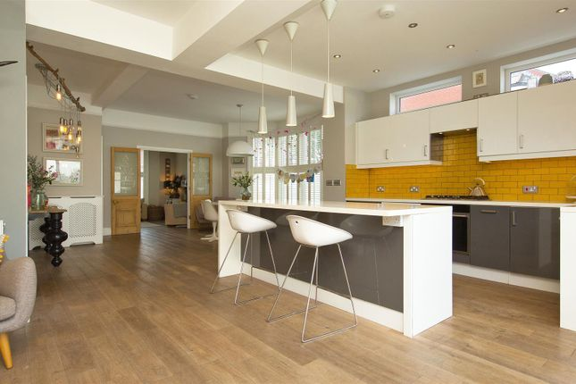 Thumbnail End terrace house for sale in Marlborough Road, Roath, Cardiff
