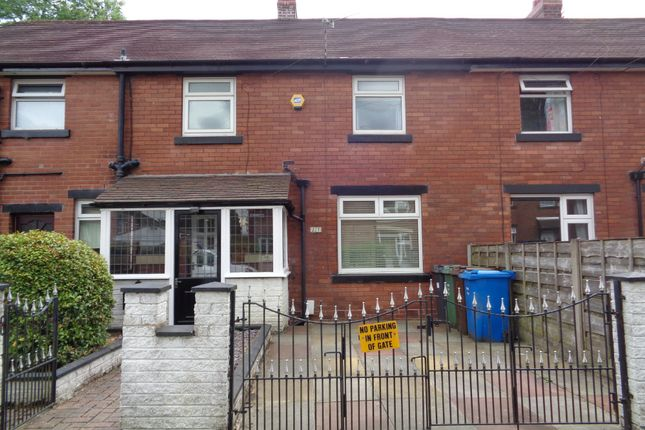 3 bed terraced house to rent in Brierley Avenue, Whitefield, Manchester M45