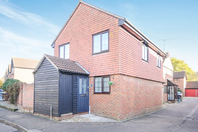 Thumbnail Detached house for sale in Deerhurst Chase, Bicknacre, Chelmsford