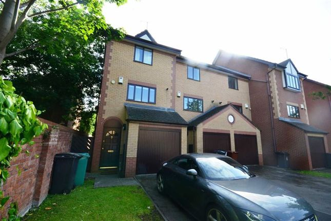 Thumbnail Semi-detached house to rent in Raleigh Close, Didsbury, Manchester, Greater Manchester