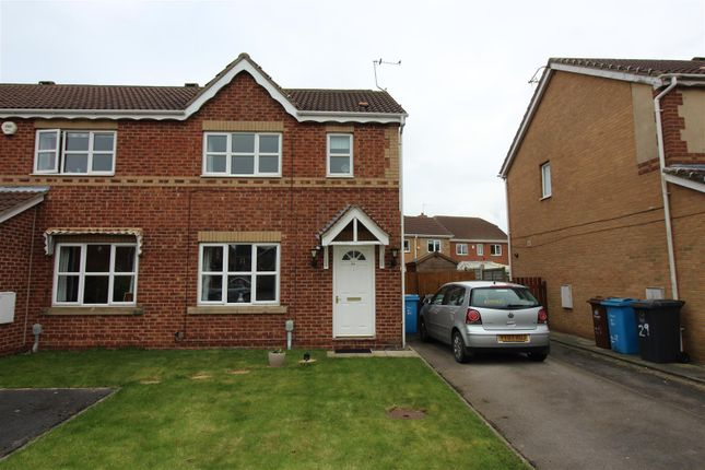 Thumbnail Semi-detached house for sale in Sailors Wharf, Hull