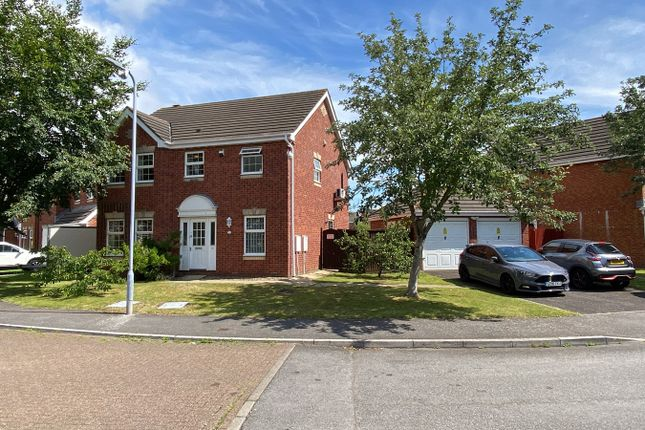 Thumbnail Detached house for sale in Clipper Close, Newport