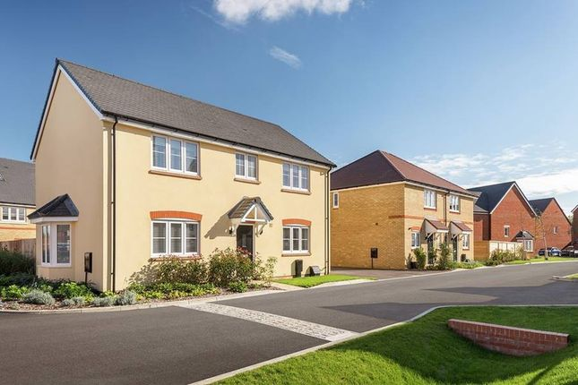 """Thumbnail Semi-detached house for sale in """"The Chichester Lenham Semi Detached"""" at Shopwhyke Road, Chichester"""