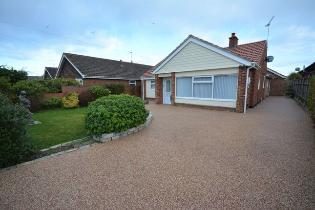 Thumbnail Detached bungalow for sale in Middle Way, Lowestoft
