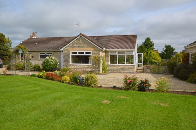 Thumbnail Detached bungalow for sale in Dunch Lane, Melksham