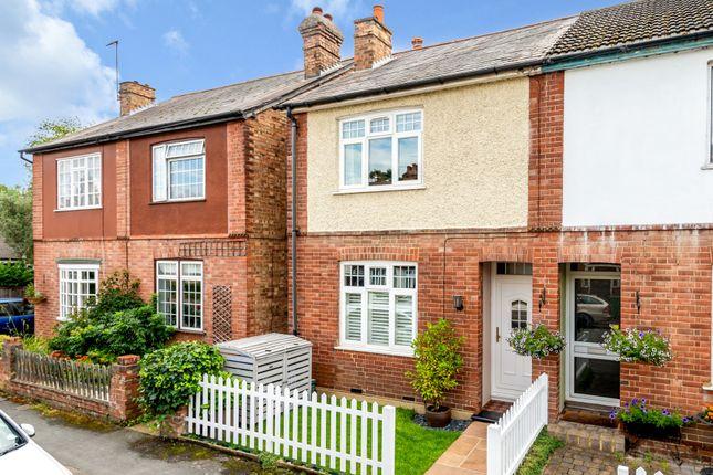 Thumbnail Semi-detached house for sale in West Byfleet, Surrey