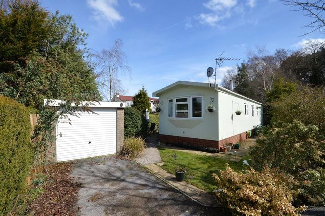 Thumbnail Detached bungalow for sale in Five Acres, New Park, Bovey Tracey, Newton Abbot