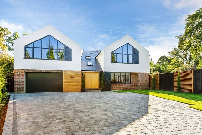 Thumbnail Detached house for sale in Horsell, Woking, Surrey