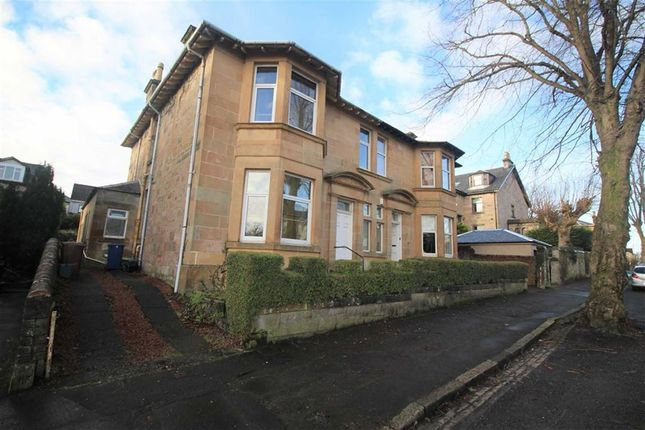 Thumbnail Semi-detached house for sale in Brisbane Street, Greenock