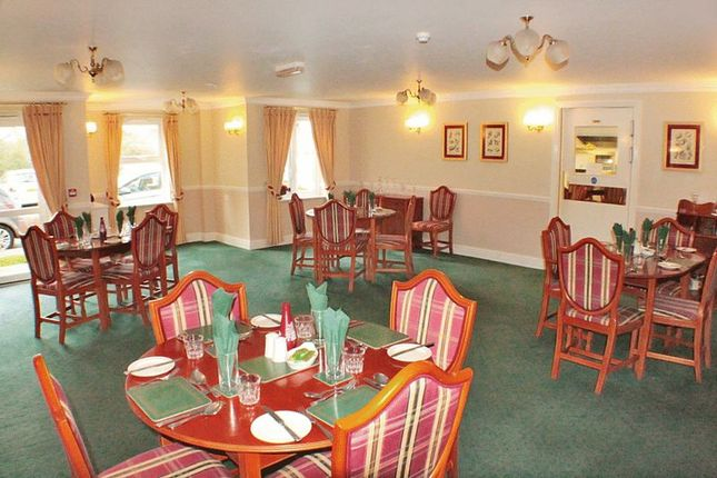 Residents Lounge of Ashingdon Road, Ashingdon, Rochford SS4