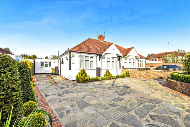Thumbnail Semi-detached bungalow for sale in Tile Kiln Lane, Bexley, Kent
