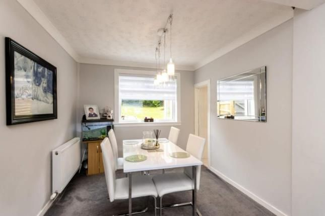 Dining Area of Egilsay Place, Milton, Glasgow G22
