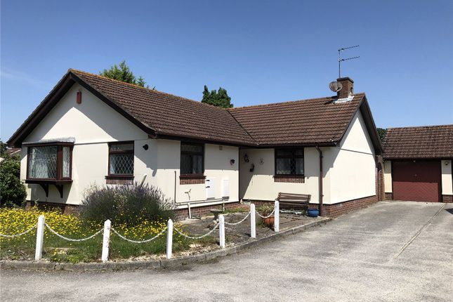 Thumbnail Bungalow for sale in Pearson Gardens, Kinson, Bournemouth, Dorset