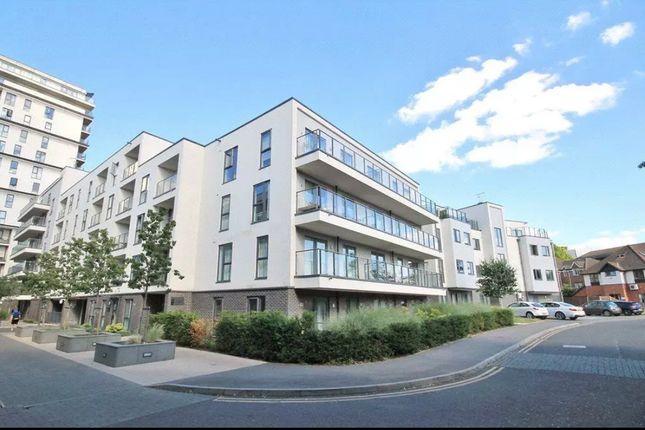 Thumbnail Flat to rent in Bradfield Close, Woking