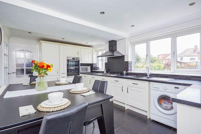 Thumbnail Detached house for sale in Ellerker Rise, Willerby, Hull