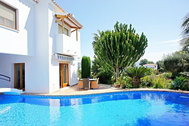 4 bed villa for sale in Tabaira, Moraira, Alicante, Valencia, Spain