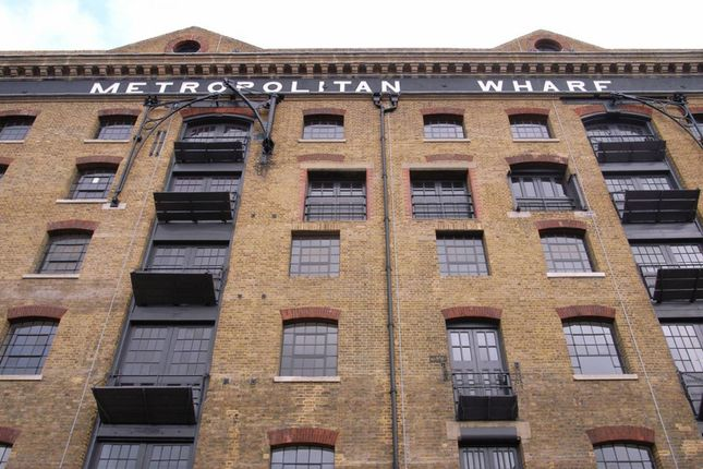 Thumbnail Flat to rent in Wapping Wall, Wapping, London