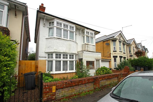 Thumbnail Detached house for sale in Ripon Road, Winton, Bournemouth