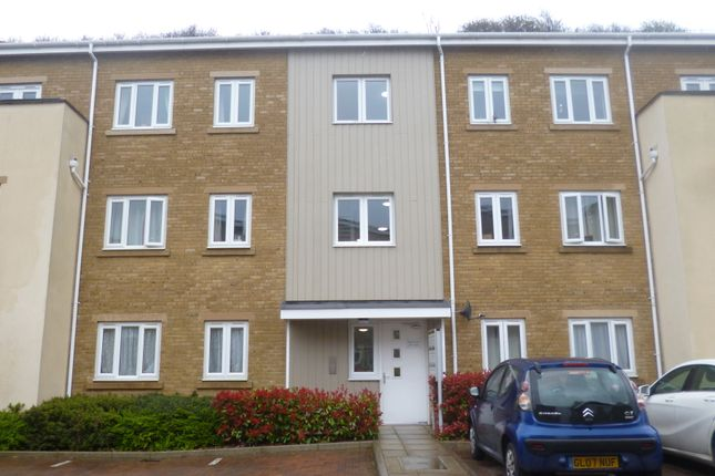 Thumbnail Flat to rent in Ward View, Chatham