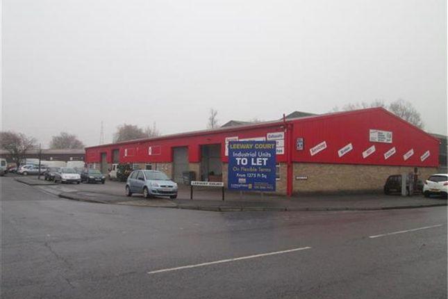 Industrial to let in Leeway Court, Leeway Industrial Estate, Newport, Gwent