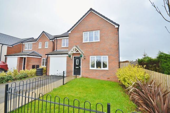 Thumbnail Detached house for sale in The Went, Dearham, Maryport