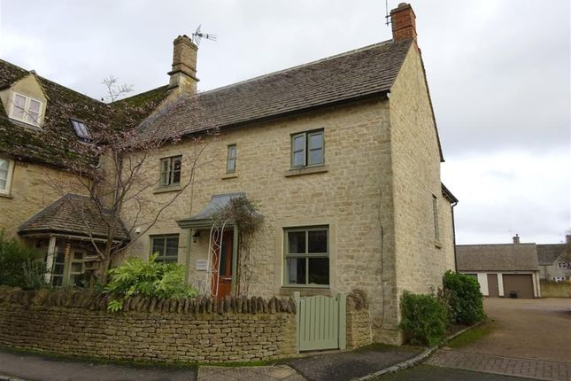 Thumbnail End terrace house to rent in Filkins, Lechlade