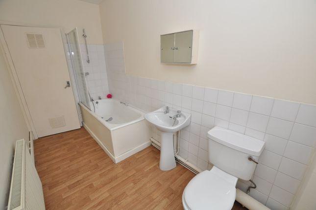 Bathroom of Woods Row, Carmarthen SA31