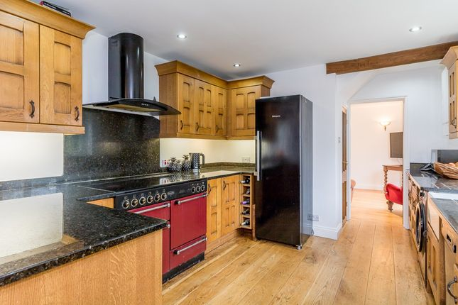 Thumbnail Semi-detached house for sale in Millars Close, Main Street, Aylesbury, Buckinghamshire