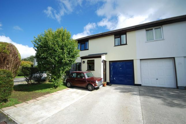 Lewellyn Close Camelford PL32 3 Bedroom Semi Detached House For