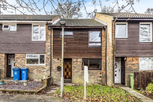 Thumbnail Terraced house to rent in Birch Hill, Bracknell