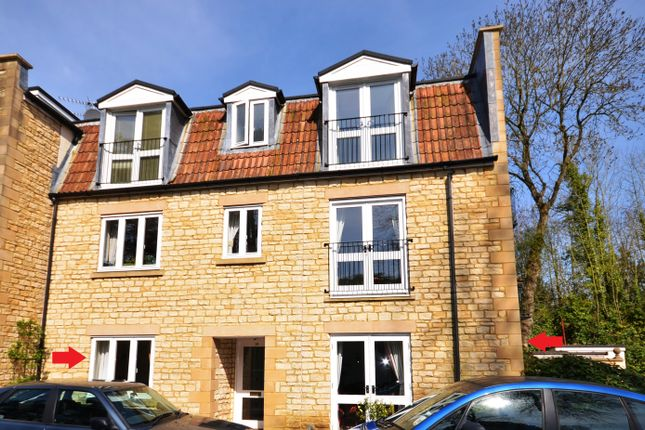 Thumbnail Flat for sale in 19 Kingfisher Court, Avonpark, Limpley Stoke, Bath