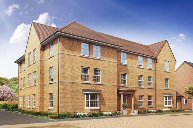 "Thumbnail Flat for sale in ""Madison"" at Huntingdon Road, Thrapston, Kettering"