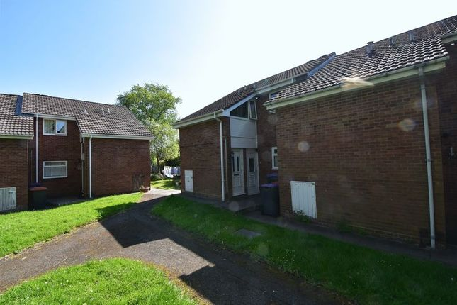 Thumbnail Flat for sale in 15 Perry Court, Wellington, Telford