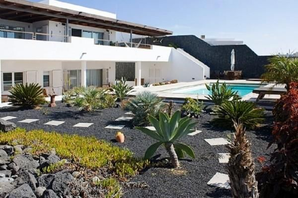 Thumbnail Apartment for sale in Marina Outskirts, Puerto Calero, Lanzarote, 35572, Spain
