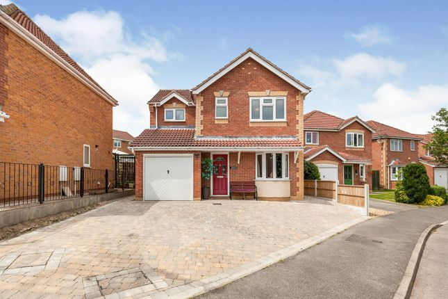 4 bed detached house for sale in Balmoral Close, Heanor DE75
