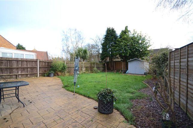 Garden of Sycamore Close, Sandhurst, Berkshire GU47
